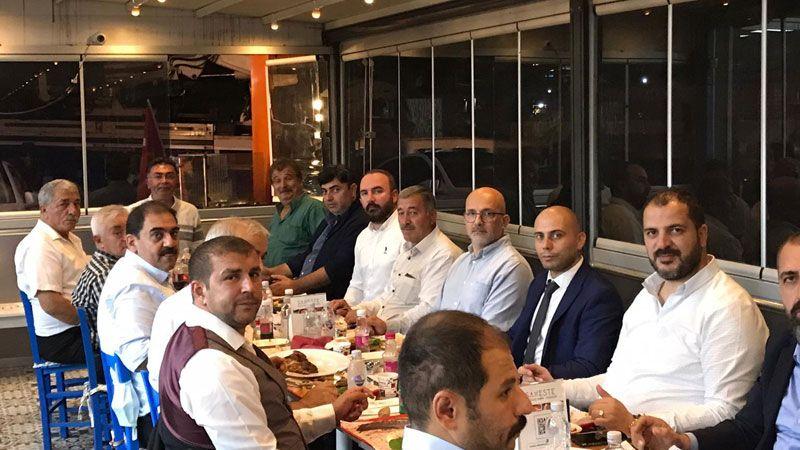 İYİ Parti meclis üyeleri bir araya geldi