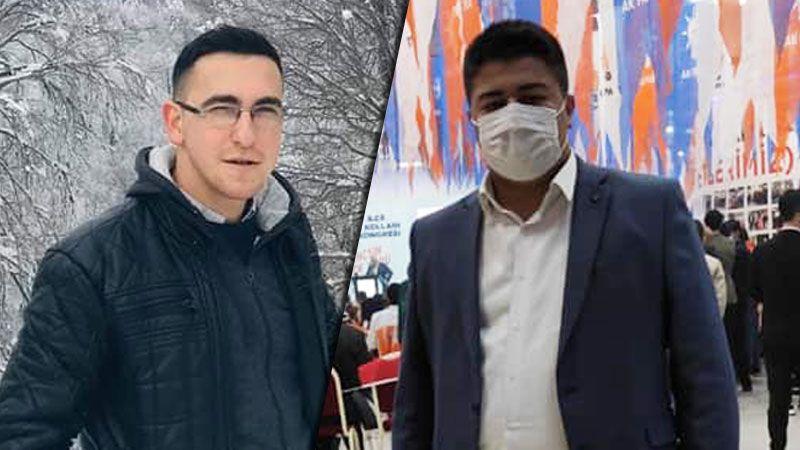 Kazada ölen ve yaralan AKP'li GENÇLERMİŞ
