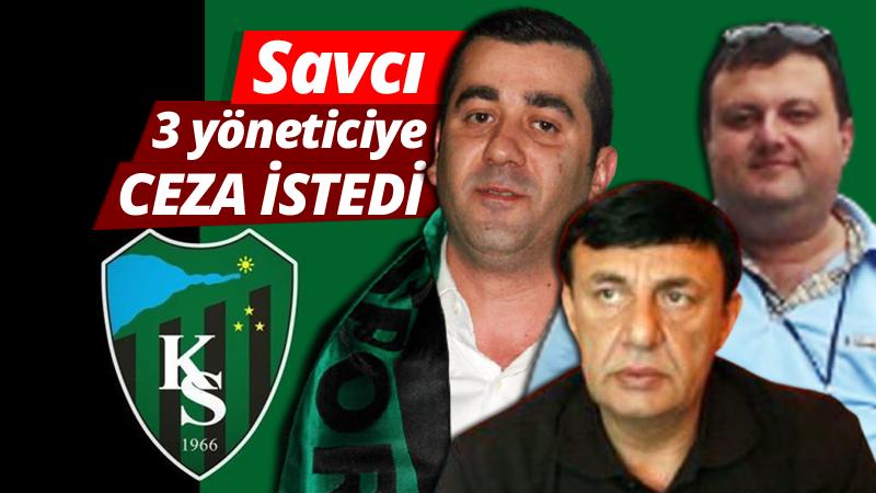 Kocaelispor davası 8 Haziran'a kaldı