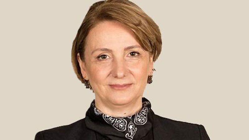 Emine Zeybek yeniden MKYK'da