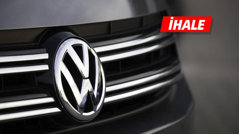 2018 model Volkswagen icradan satılıyor