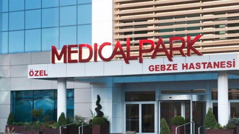 Medical Park'ta yine olay