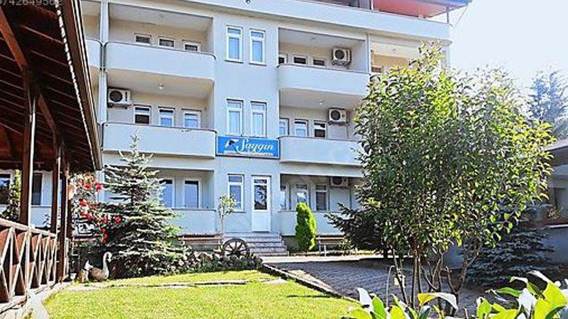 Kumcağız'daki Saygın Otel SATILIYOR