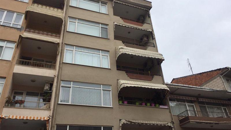 6 katlı Geçer Apartmanı mahkemede satılıyor