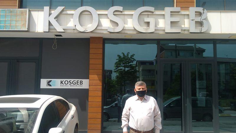 KOSGEB kredisi koşullarına esnaf isyan etti
