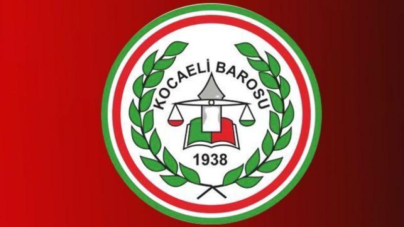 Kocaeli Barosu'nun kongresi o tarihte yapılacak