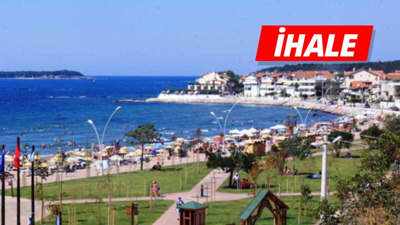 Kandıra sahillerindeki 27 iş yeri kiralanıyor