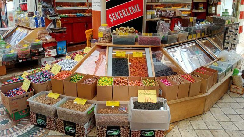 Bayram şekerleri, Asri Manav'dan