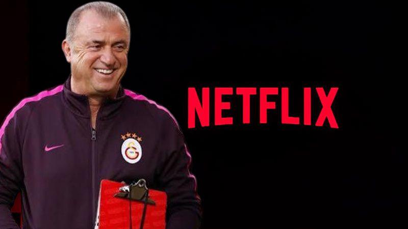 Netflix'e, Fatih Terim belgeseli geliyor