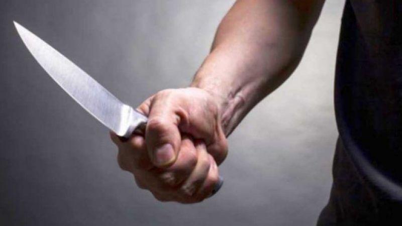 19 yaşındaki genç bıçaklandı