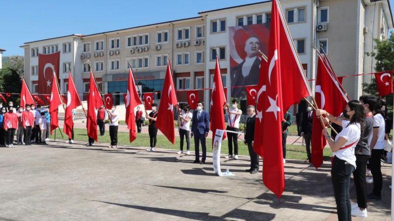 19 Mayıs kutlamaları Körfez'de başladı