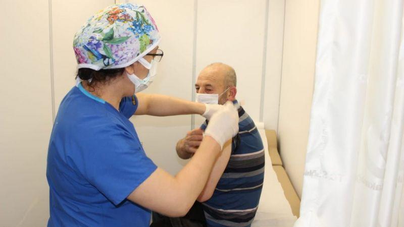 ASM'lerde Biontech aşısı yapılıyor
