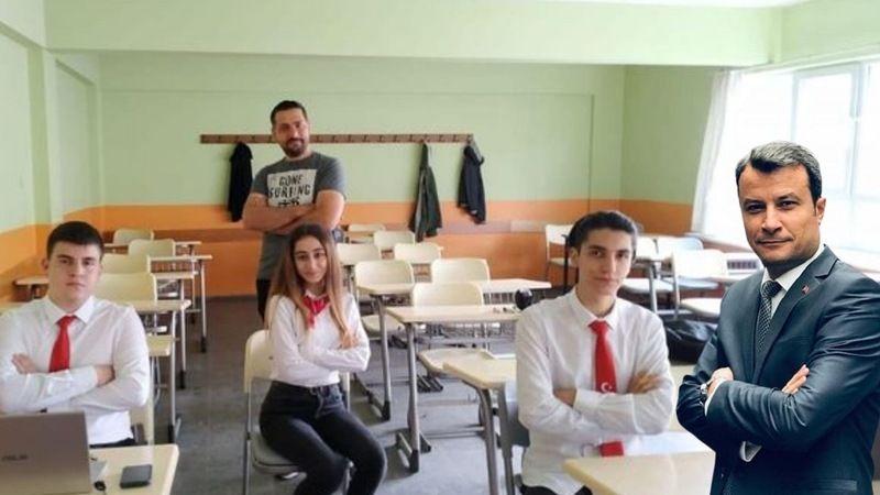 TÜBİTAK yarışmasında Türkiye ikincisi oldular