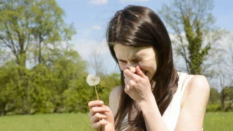 Alerjik bünyeler için riskli bir dönemdeyiz