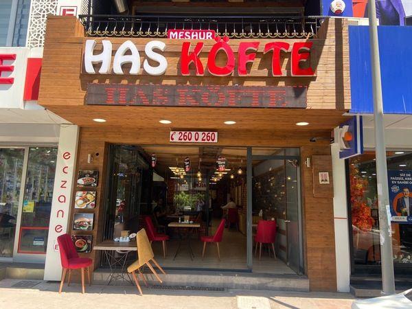 İzmit'in yeni markası: Has Köfte