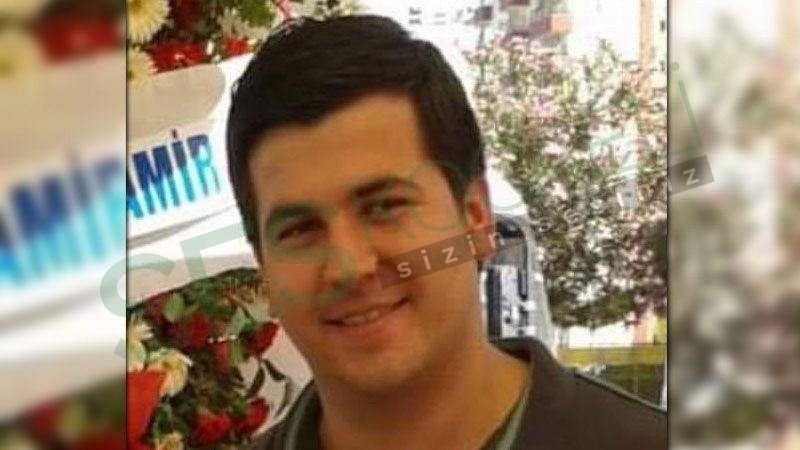 Kerim Barıç'ın yeğeni iş kazası geçirdi, kurtarılamadı