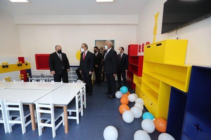 GEBKİM Anaokulu açıldı