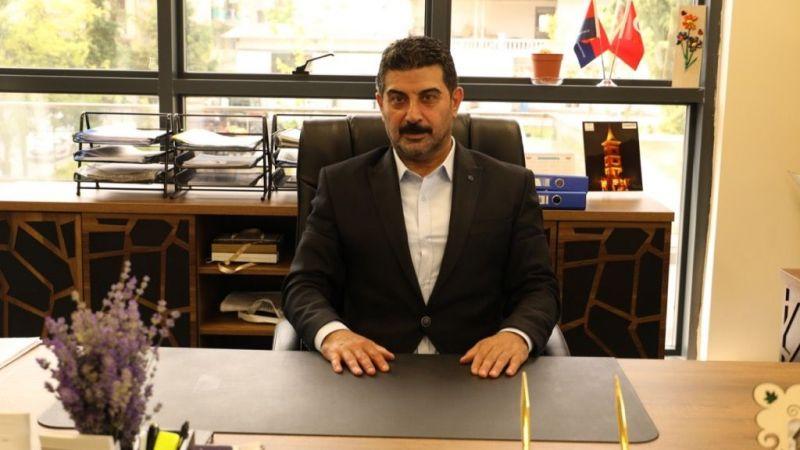 İzmit Belediyesi'ne yeni müdür
