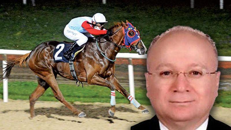 Hakan Saner'in atı Gazi'de koşacak