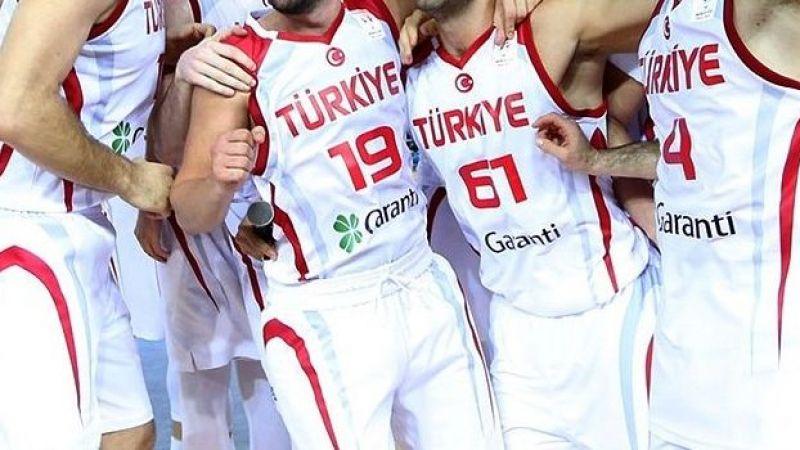 Basketbol'da Milli Sınav