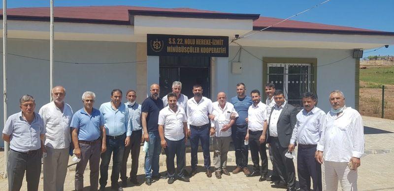 Burhan Nakkaş Kooperatif başkanı oldu