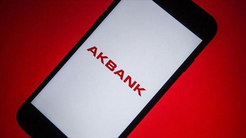 Akbank'ın çöken sistemine yanıt geldi
