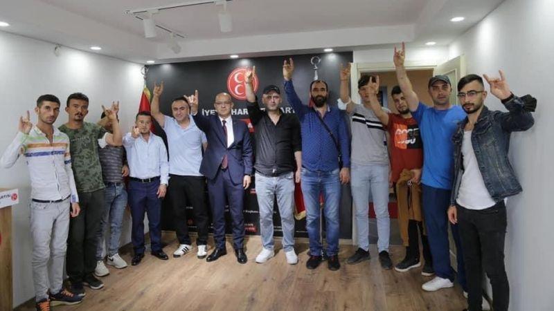 Sönmez'den yeni genç üye katkısı