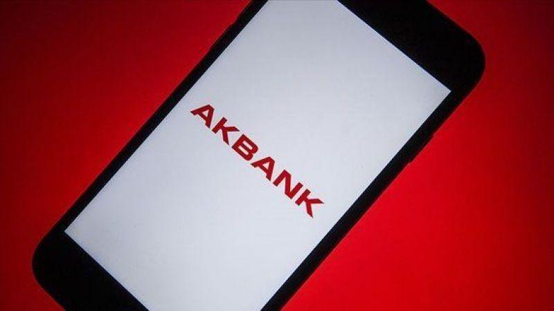 Akbank normalleşti