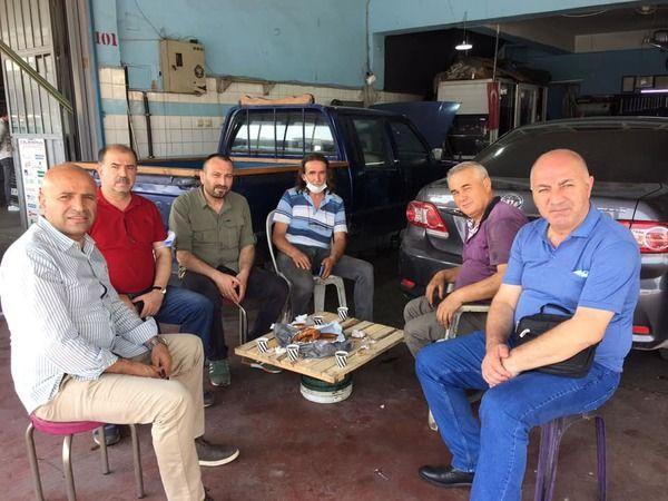 CHP Körfez yeni projelerle sahada