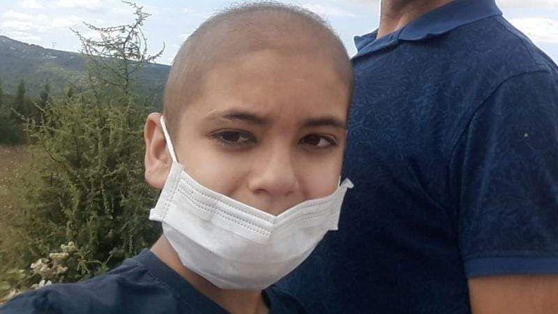 13 yaşındaki Miraç lösemiye yenildi