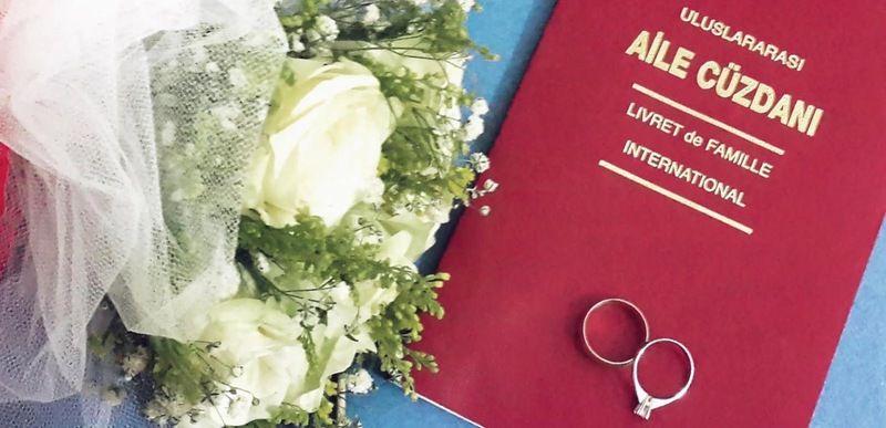 İzmit'te nikah sayısında rekor kırıldı
