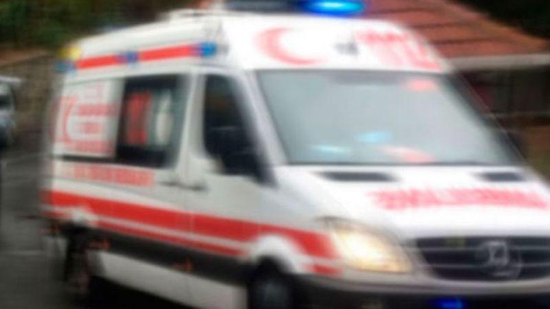Otobüs çarpan kadın kurtarılamadı