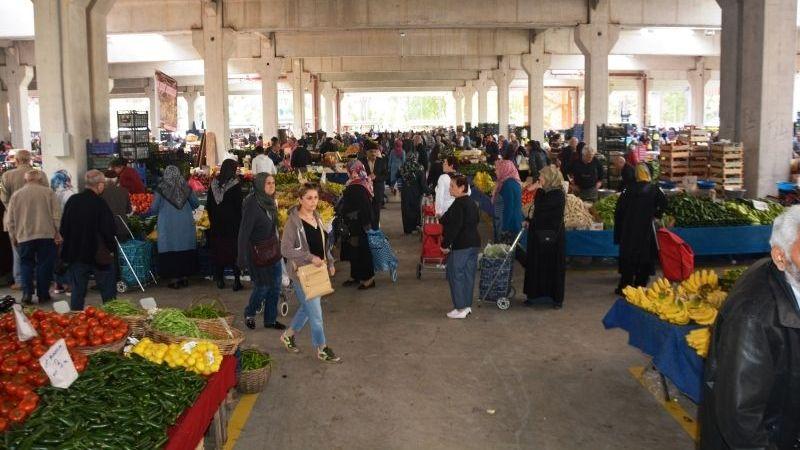 İzmit'te iki gün bayram pazarı kurulacak