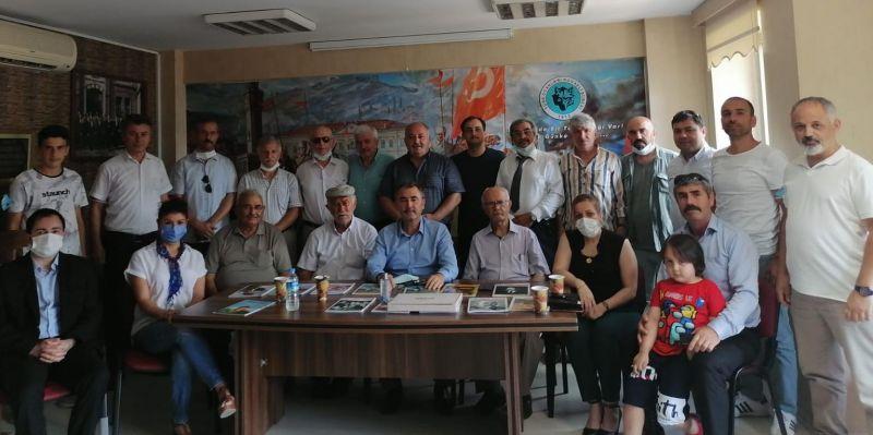 Milli Kuruluşlar Türk Ocağı'nda bayramlaştı