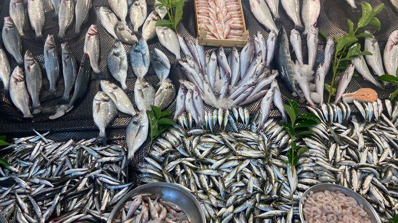 Balık Pazarı'nda hala hayat var