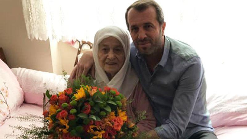 Saffet Sancaklı'nın annesi vefat etti