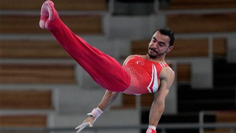 Jimnastik'te ilk olimpiyat madalyası