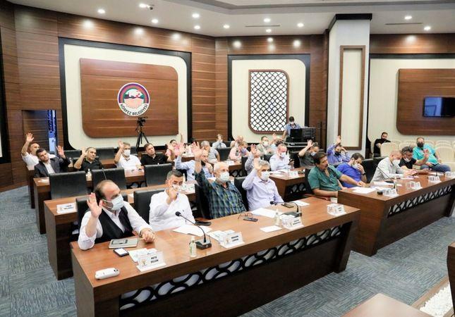 Körfez'de Ağustos ayı meclisi yapıldı