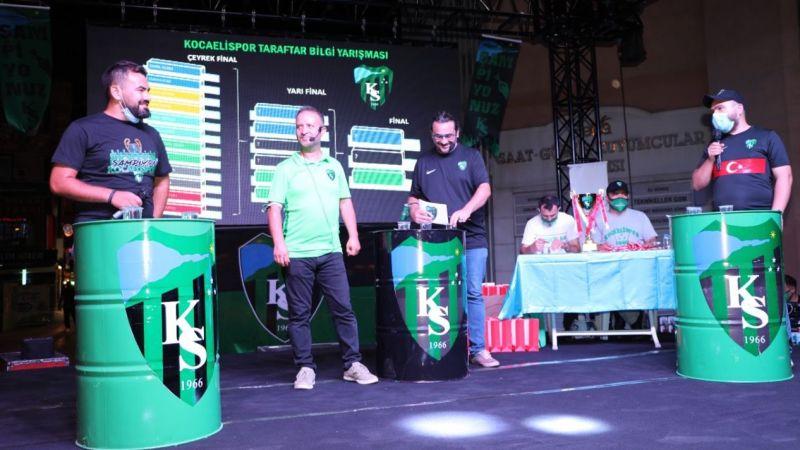 2. Kocaelispor TaraftarBilgi Yarışması başlıyor