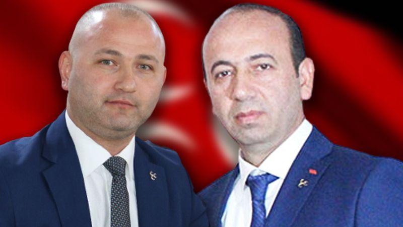 MHP'de Derince ve Kartepe direniyor