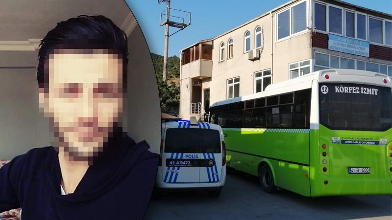 Otobüs durağında silahlı saldırı