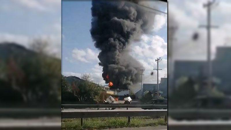 Kartepe'de yangın: 5 gözaltı