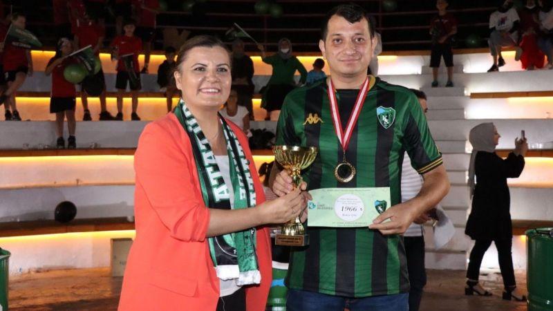 2. Kocaelispor Taraftar Bilgi Yarışması'nın finali nefes kesti