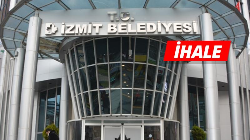 İzmit Belediyesi 16 iş yerini kiralıyor