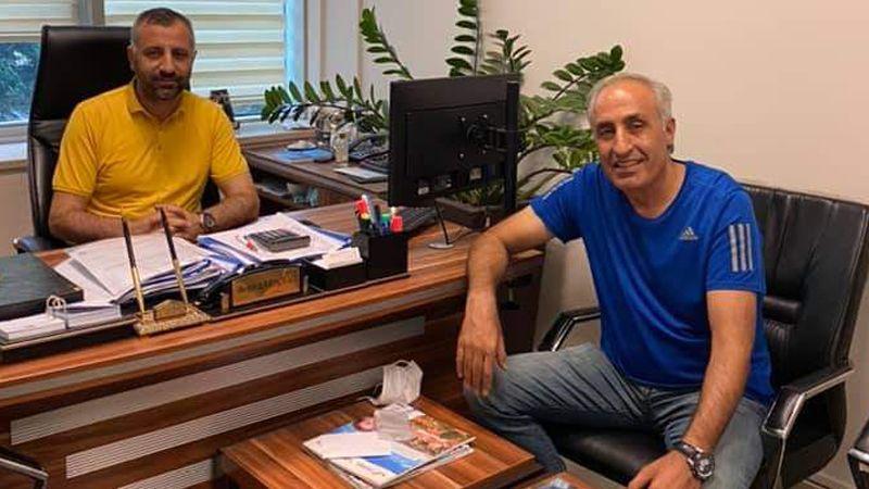 Körfez'den Çat Belediyesi'ne transfer oldu