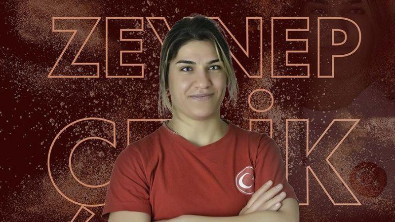 Büyükşehir sporcusu bronz kazandı