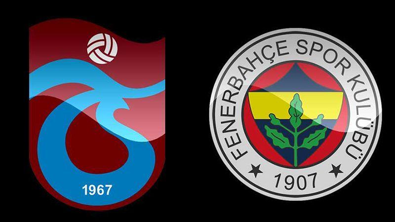 Trabzon ve Fener kayıpsız gidiyor