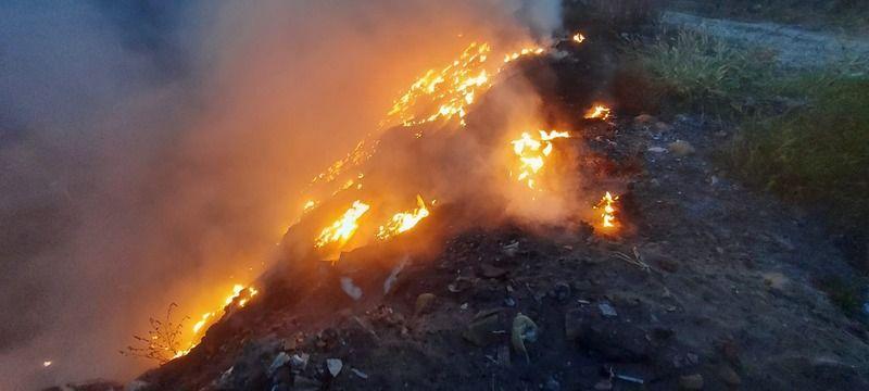 Arazi yangınları arttı