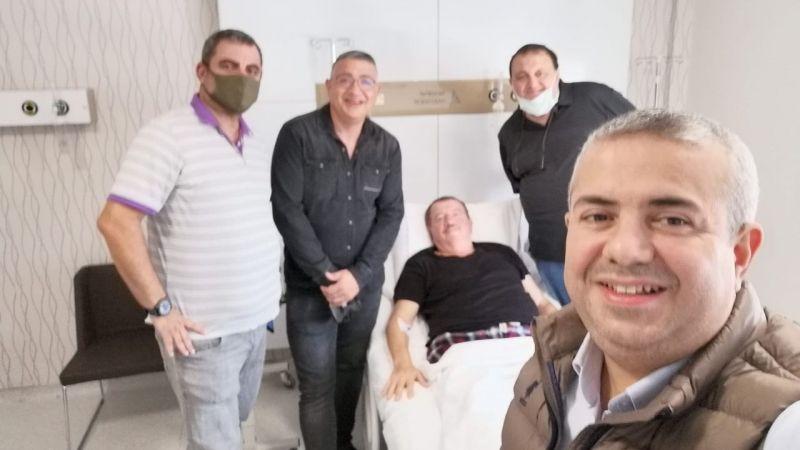 Kasap Osman tedavide