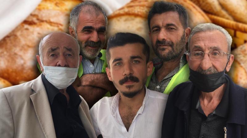 Ekmek zammını vatandaşa sorduk